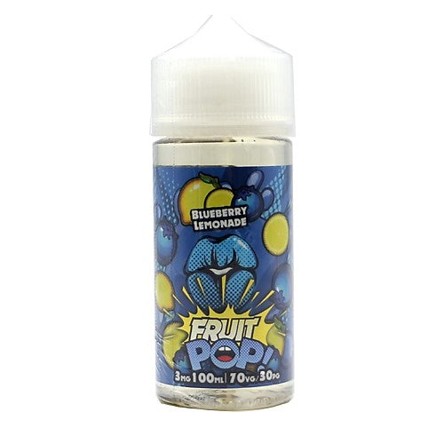 Blueberry Lemonade - Fruit Pop