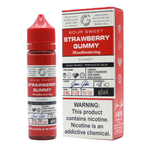 Strawberry Gummy - Glas Basix Series