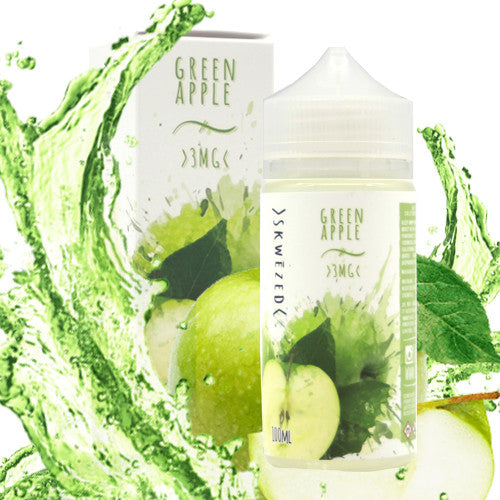 Skwezed ( Green Apple ) 100ML