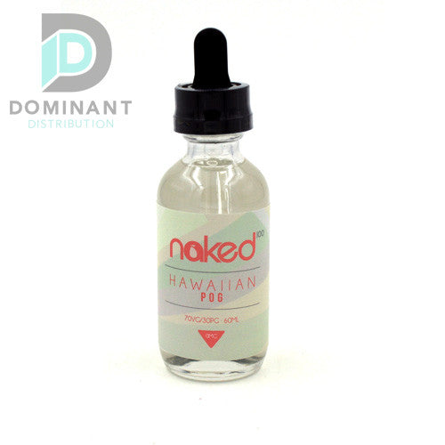 Naked (HAWAIIAN POG) 60ML