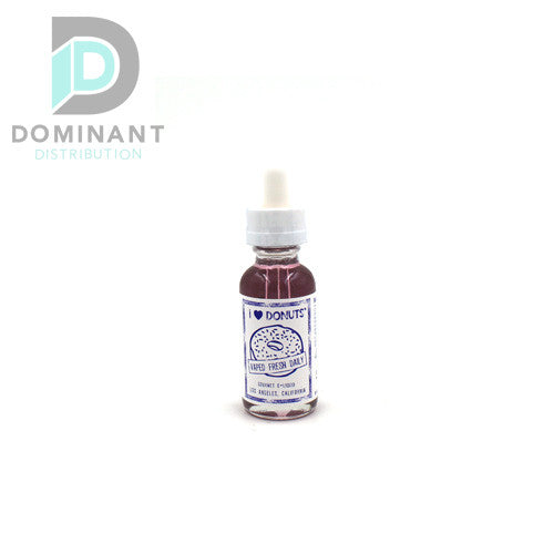 Mad Hatter E-Juice (I LOVE DONUTS) 30ML