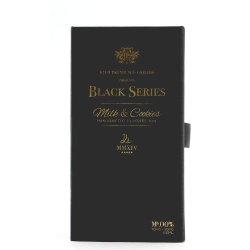 Kilo Black Series (MILK & COOKIES) 60ML