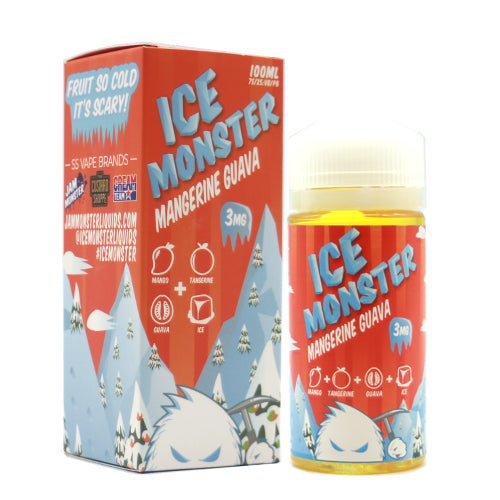 Mangerine Guava - Ice Monster