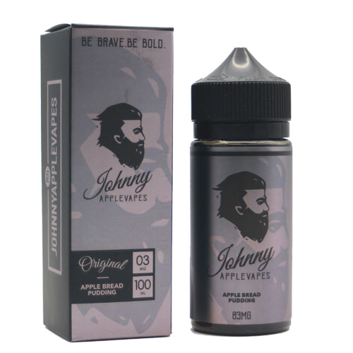 Apple Bread Pudding - Johnny AppleVapes