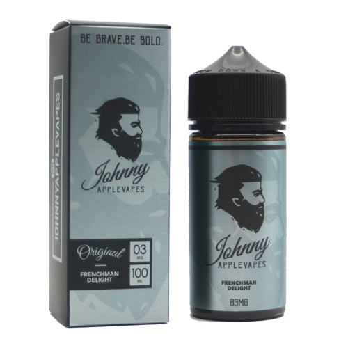 Frenchman Delight - Johnny AppleVapes