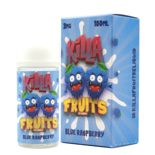 Blue Raspberry - Killa Fruits