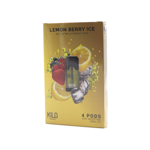 Lemon Berry Ice Pod - KILO