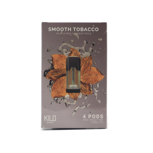 Smooth Tobacco Pod - KILO