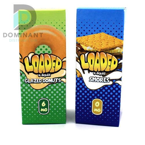 Loaded (GLAZED DONUTS) 120ML