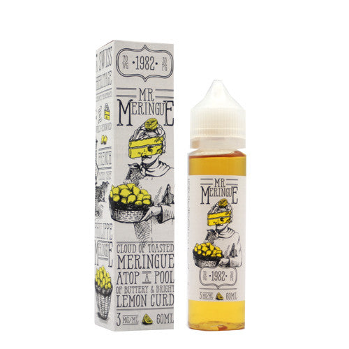Mr. Meringue ( Lemon ) Charlies Chalk Dust 60ML