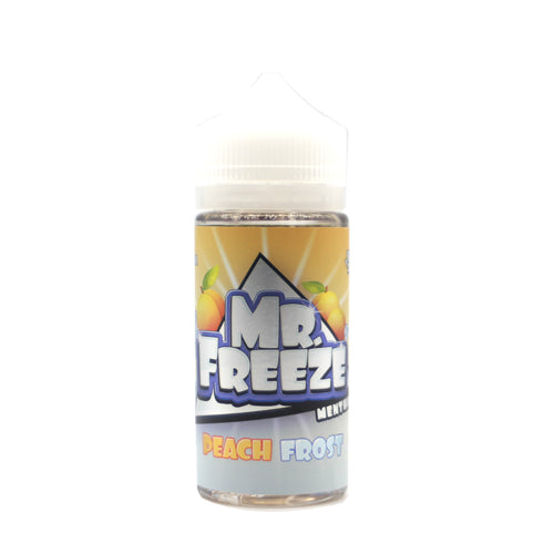 Peach Frost - Mr. Freeze