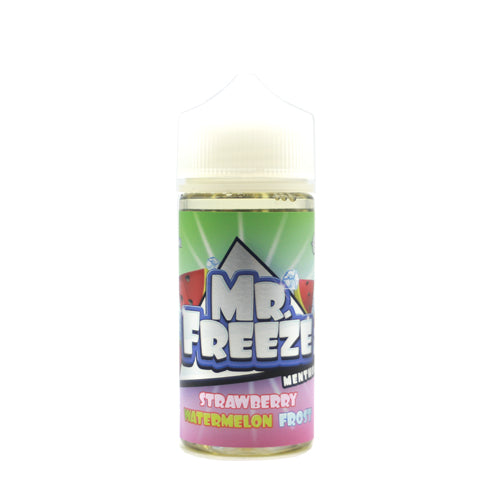 Strawberry Watermelon Frost - Mr. Freeze