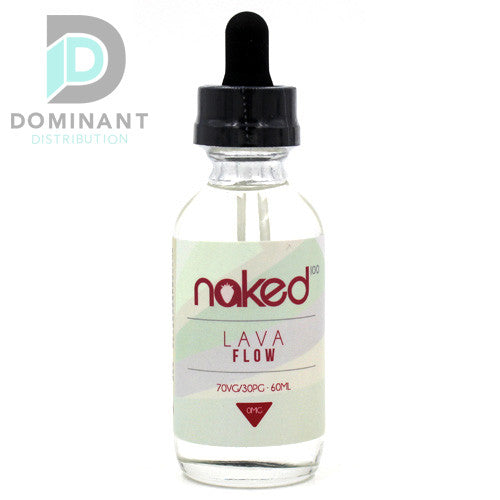 Naked (LAVA FLOW) 60ML