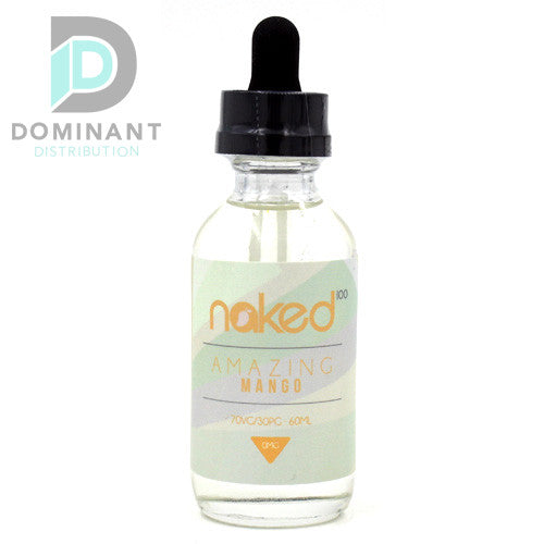 Naked (AMAZING MANGO) 60ML