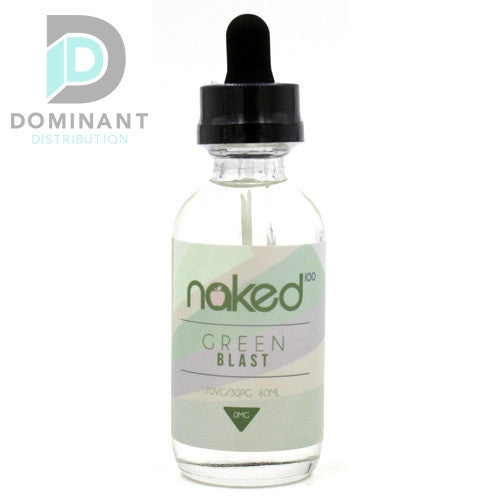 Naked (GREEN BLAST) 60ML