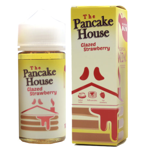 Glazed Strawberry - The Pancake House
