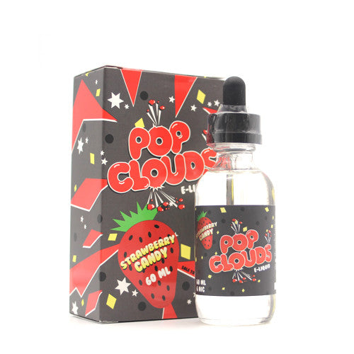 Pop Clouds (STRAWBERRY CANDY) 60ML