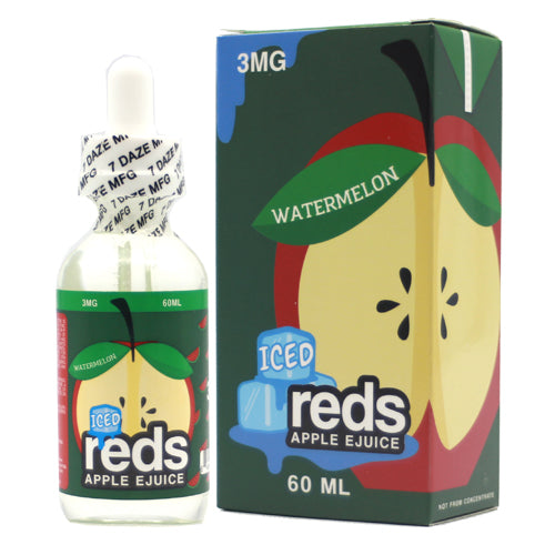 Iced Watermelon - Reds