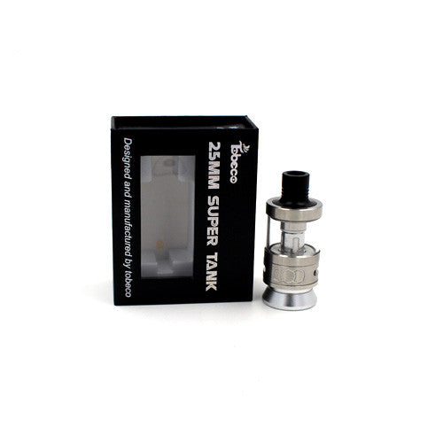 TOBECO 25MM SUPER TANK SUB-OHM TANK