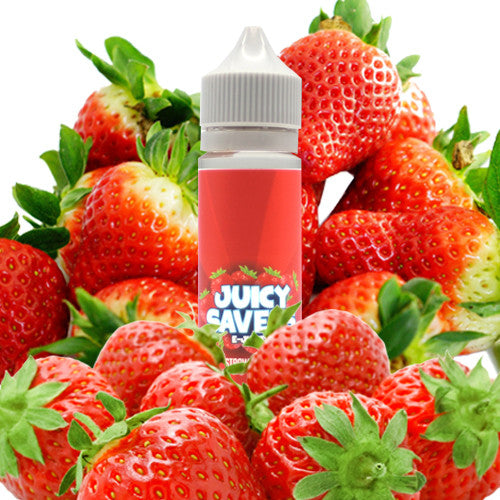 Juicy Savers ( Strawberry ) 60ML