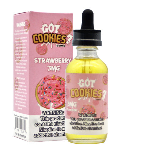 Got Cookies ( Strawberry ) Fat Kid 60ML