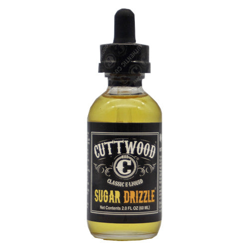 CuttWood ( Sugar Drizzle ) 60ML