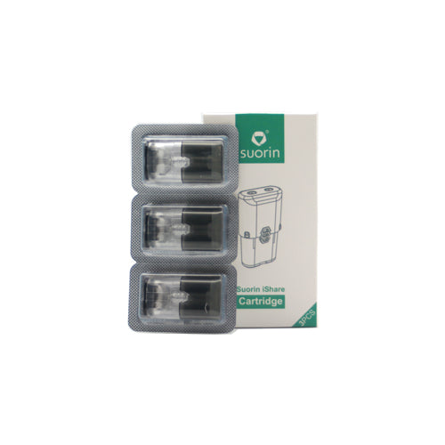 Suorin iShare Cartridge 3 Pack