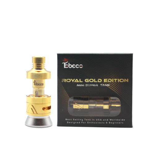 Mini Super Tank Royal Gold Edition - Tobecco