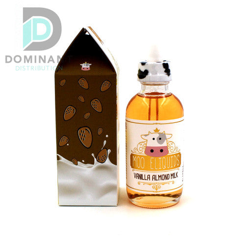 Moo (VANILLA ALMOND MILK) 120ML