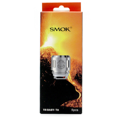 SMOK (V8 BABY-T8 BEAST REPLACEMENT COILS)