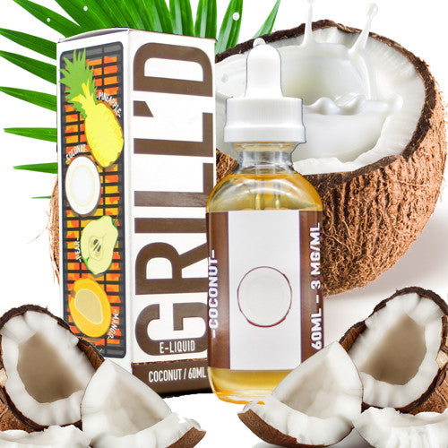 Grill'd (COCONUT) 60ML