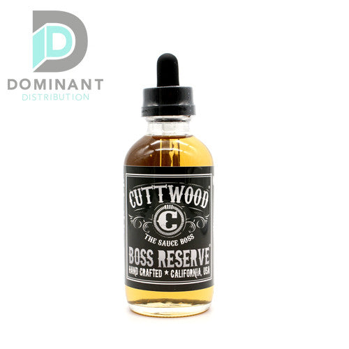 Cuttwood (BOSS RESERVE) 120ML