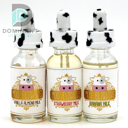Moo (STRAWBERRY MILK) 30ML