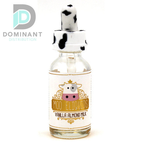 Moo (VANILLA ALMOND MILK) 30ML