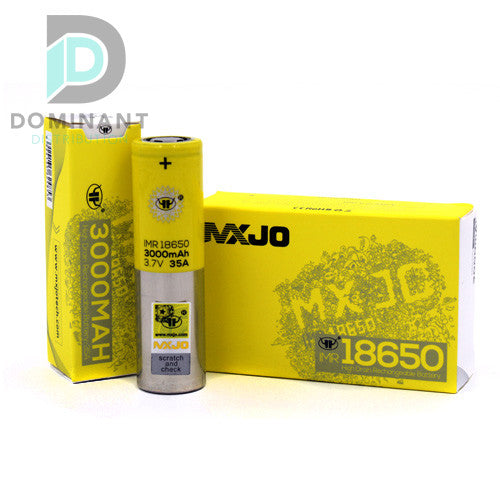 MXJO (18650F 3000MAH 35A Battery 2-Pack)
