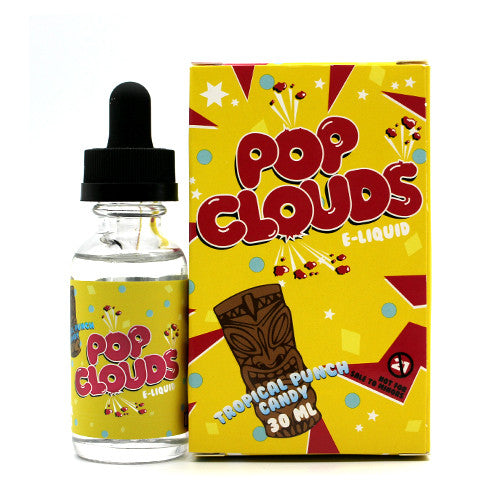 Pop Clouds (TROPICAL PUNCH) 30ML