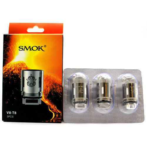 SMOK (TFV8 V8-T8 TURBO ENGINES REPLACEMENT COILS)