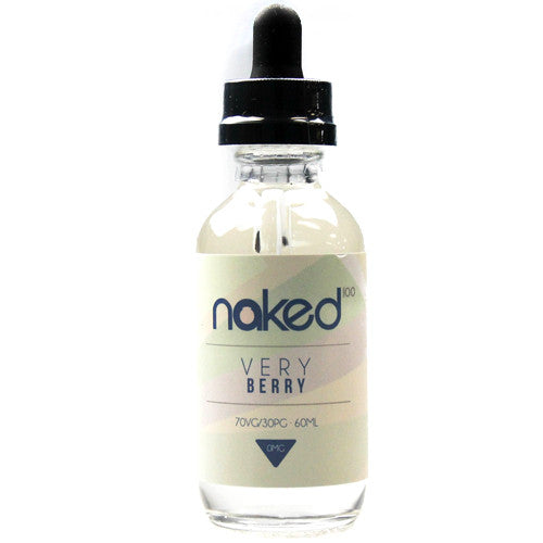 Naked (VERY BERRY) 60ML