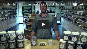 Fruity Herbal Loose Leaf Tea Joyful Garden