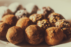Try These Decadent And Luxurious Chai-Infused Chocolate Truffles!