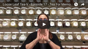 Tea for Brain and Memory pt. 2
