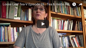Tea and Herbs for Energy