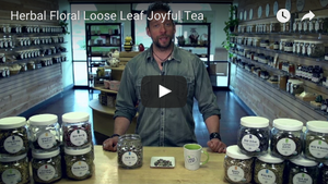 Herbal Floral Loose Leaf Joyful Tea