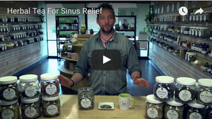 Herbal Tea For Sinus Relief