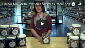 Herbal Tea For Relaxation And Stress Reduction