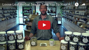 Loose Leaf Herbal Tea To Take You To Your Happy Place