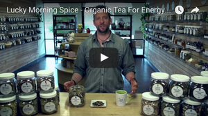 Lucky Morning Spice - Organic Tea For Energy In The Morning