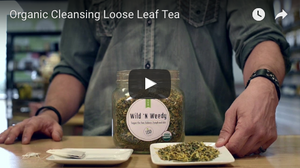 Organic Cleansing Loose Leaf Tea