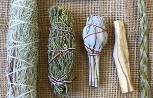 Smudging: An Ancient Answer To Modern Problems
