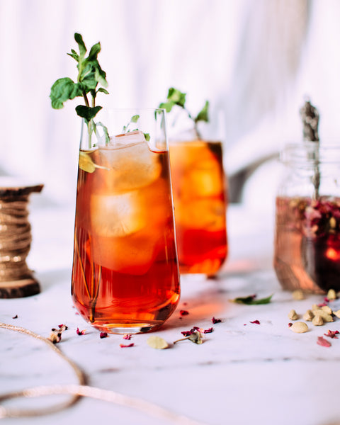 Iced tea recipes for weight loss